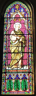 Vèrrinne églyise dé Saint Thonmas Jèrri 34