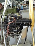 Vírník KD-69 Ideal s motorem Walter Mikron II.jpg