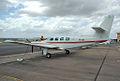 VH-AOV Cessna T303 Crusader (9171023037).jpg