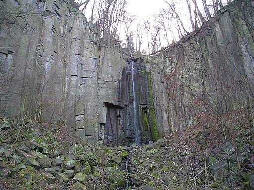 Vaňovský vodopád 2