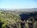 Valle del Vincio verso Pistoia.JPG