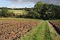 Valley in Farmland - geograph.org.uk - 240174.jpg