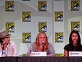 Vampire Diaries Panel at the 2011 Comic-Con International (5985885592).jpg