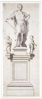 John Nost Flemish sculptor in Britain