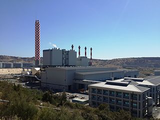 Vasilikos Power Station Power station in Cyprus