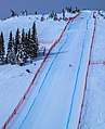 Velocity Challenge - World Cup speed skiing - mid course (16107365436).jpg