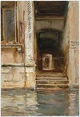 Venetian Passageway