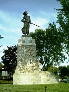 Madeleine de Verchères Canadian hero