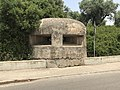 Via Valverde (Alghero) - bunker 1.JPG