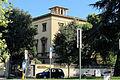 Viale Antonio Gramsci, Villa Dandini De Silva.jpg