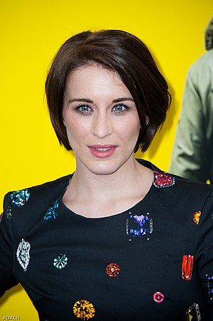 Vicky McClure - McClure at the London premiere of Svengali, March 2014