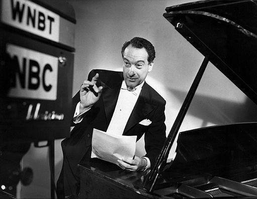 Victor Borge 1954