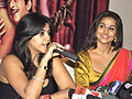 Vidya Balan and Ekta Kapoor at 'The Dirty Picture' success media meet (4).jpg