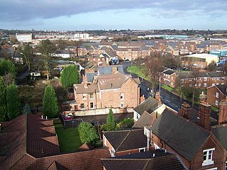 town in the borough of Sandwell, West Midlands, England
