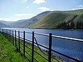 View SE along Talla Reservoir - geograph.org.uk - 181624.jpg