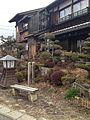 View at north entrance of Magome-juku.jpg