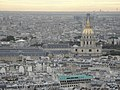 View from The eiffel tower in Paris France (9898896496).jpg