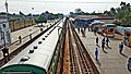 View of Faisalabad Railway platform by Damn Cruze.jpg