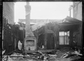 View of back of shop damaged by fire, in Jackson Street, Petone, 18 August 1901. ATLIB 272841.png