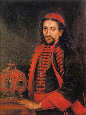 Vikentije Jovanović - Oil painting.