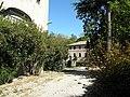 Villa Maldura Grifalconi Bonaccorsi, accesso al parco (Pernumia).jpg