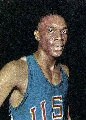 Vincent Matthews (athlete) - Image: Vincent Matthews 1968