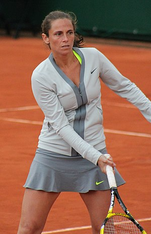Roberta Vinci - Vinci at the 2013 French Open