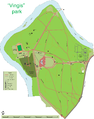 Vingis Park English map.png