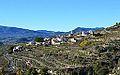 Vista de Balones, Vall de Seta, el Comtat.JPG