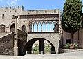 Viterbo, palazzo e loggia dei papi, 02.jpg