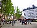 Vitoria - Plaza del Lehendakari Leizaola 1.jpg