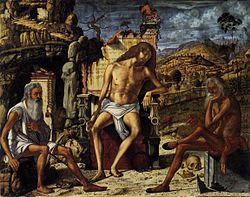 Vittore Carpaccio: The Meditation on the Passion