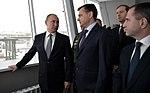 Vladimir Putin visited the Kazan Aircraft Production Association 03.jpg