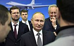 Vladimir Putin visited the Kazan Aircraft Production Association 11.jpg