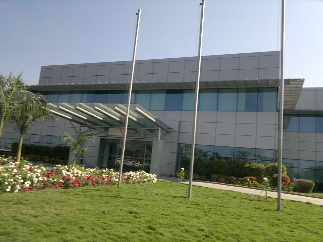 File Volkswagen India Private Limited Pune Office Plant