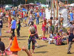 Psychedelic trance - VooV Experience 2005 – one of the longest-existing psytrance openair events