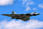 Vulcan XH558 - RIAT 2015 (23000199931).jpg
