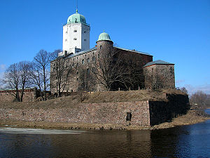 Swedish–Novgorodian Wars - Viborg Castle was founded by the Swedes in 1293
