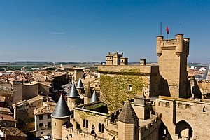 WLM14ES - Castle of Olite -Castillo de Olite - Multimaniaco.jpg
