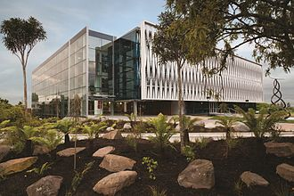 University of Waikato - Image: Waikato University Student Centre