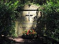 Waldfriedhof Grabstelle Werner Heisenberg.jpg