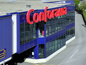 Conforama - Conforama in Wallisellen, Switzerland