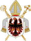 Coat of arms of the Bishopric of Trent