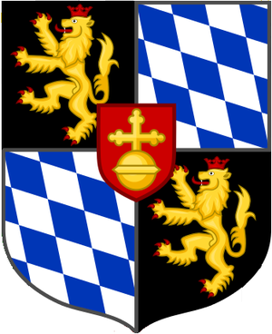 Adolf, Count Palatine of the Rhine - Coat of arms of Count Palatine of Rhine