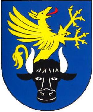 Marlow, Germany - Image: Wappen Marlow