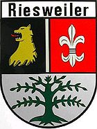 Coat of arms of the local community Riesweiler