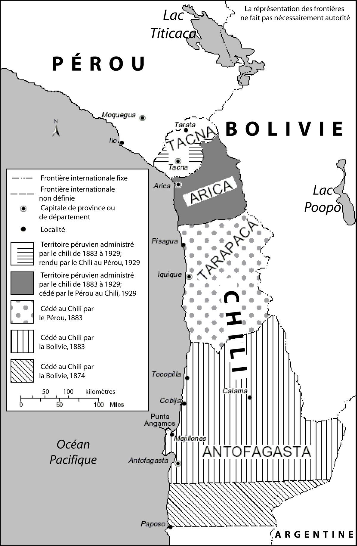 Вторая тихоокеанская война — Википедия