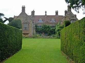 Wardington - Wardington Manor, 2015