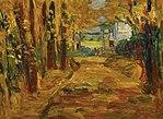 Wassily Kandinsky 1866-1944 Park Von St. Cloud - Herbst I, 1906.jpg
