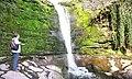 Waterfall on Caerfanell - geograph.org.uk - 403136.jpg